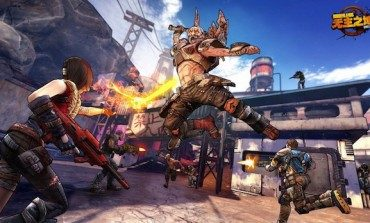 Take-Two Interactive Cancels Borderlands Online, Closes 2K China