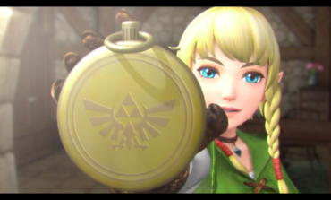Female Link, Linkle, Introduced to Hyrule Warriors Legends