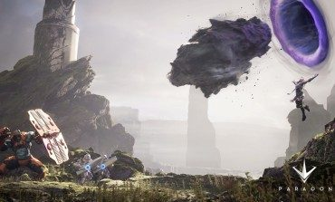 Epic Games Reveals Paragon At Playstation Experience
