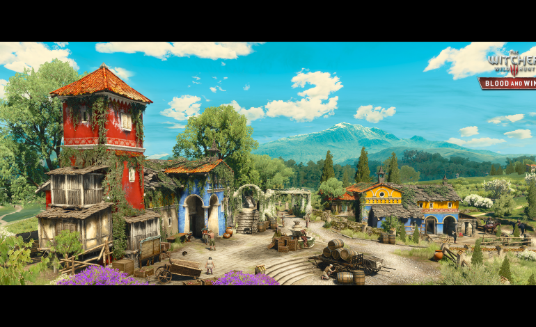 Witcher 3's Blood and Wine Expansion Looking Goergeous