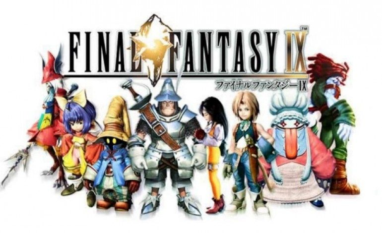 Final Fantasy IX Coming to iPhone, Android, and PC