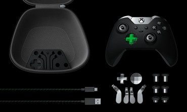 Xbox One Elite Controller Still Sold Out
