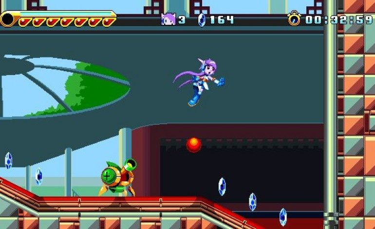 GalaxyTrail Unveils Freedom Planet 2