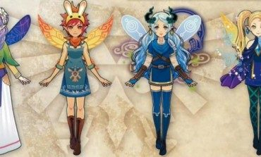 "Hyrule Warriors Legends Introduces ""My Fairy"" System"