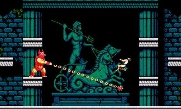 Spanish Indie Developer Locomalito Releases New Retro Tribute, The Curse of Issyos