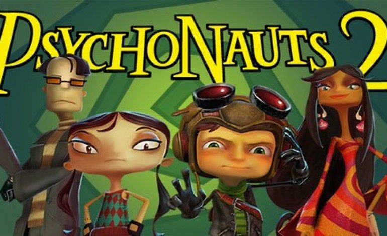 Double Fine Productions Officially Announces Psychonauts 2 Through Fig Crowdfunding Service