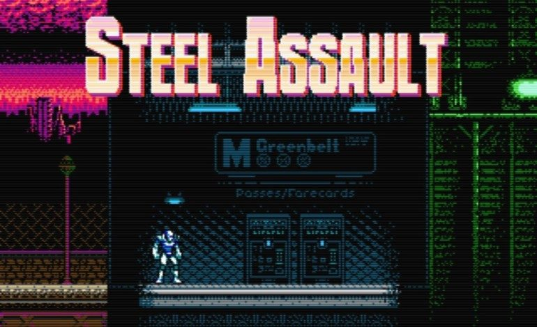 Indie Platformer Steel Assault Changes Visual Style, Offers Refund Option to Backers