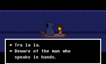 Undertale Patch Adds New Dialogue And Hints At A New Character