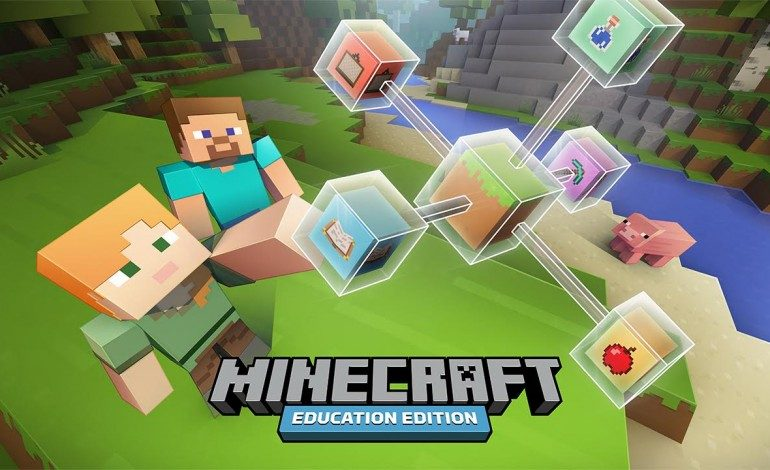 Minecraft Releases Free Educational Content For A Limited Time To Help Educators & Parents