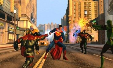 DC Universe Online Launching On Xbox One