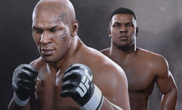 Mike Tyson Makes MMA Debut In UFC 2