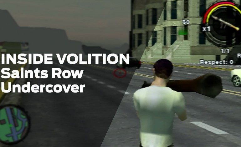 Volition Releases Cancelled Saints Row: Undercover For Free