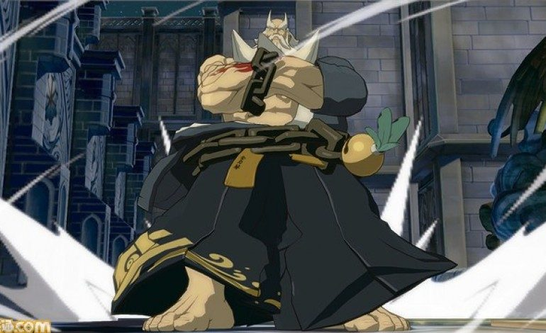 Arc System Works Reveals Console Release Dates and a Bizarre New Character for Guilty Gear Xrd -REVELATOR-