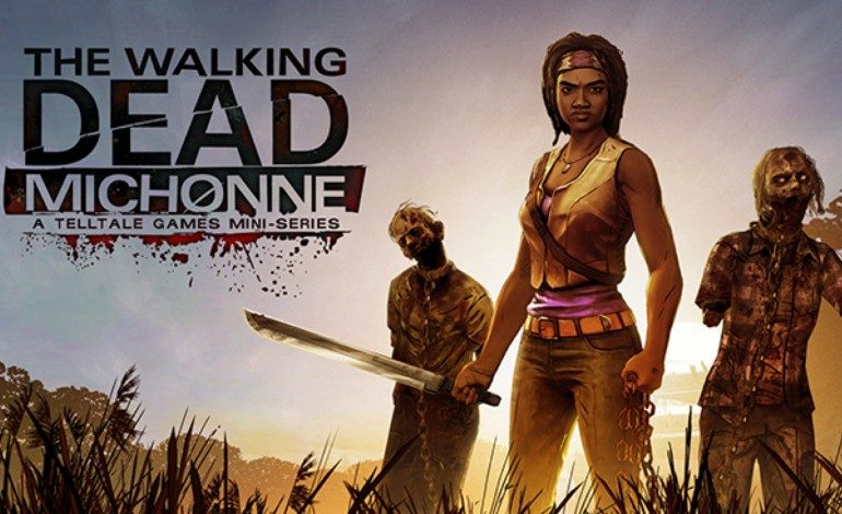 Telltale Releases First Five Minutes Of The Walking Dead: Michonne Gameplay