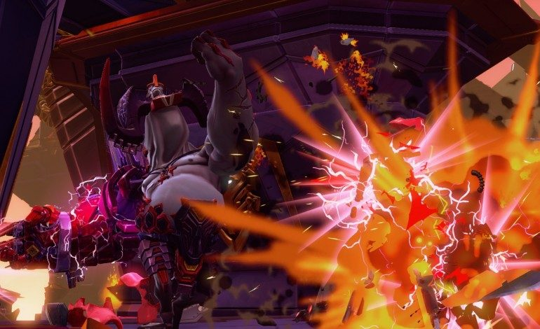 Two New Characters Announced For Battleborn