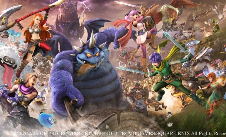 Square Enix Shares New Screenshots, Story, and Characters for Dragon Quest Heroes 2