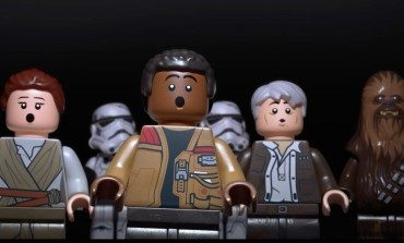 LEGO Star Wars the Force Awakens Announced
