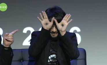 Hideo Kojima And Guillermo Del Toro Talk Collaboration, Their Craft, And More At DICE 2016