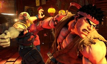 Street Fighter 5 Reveals First DLC Character, PS3 Controller Compatibility