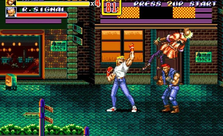 Streets of Rage 2 Soundtrack's Vinyl Release Goes on Sale This Week