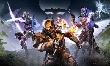 Bungie Reveals New Destiny Update and Twitch Plans