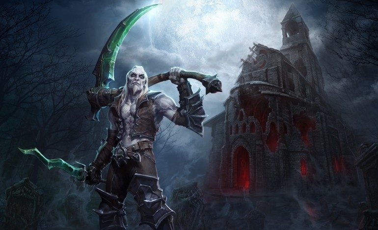 The Dead Shall Serve: Diablo 2's Necromancer Wades His Way Into Heroes of the Storm