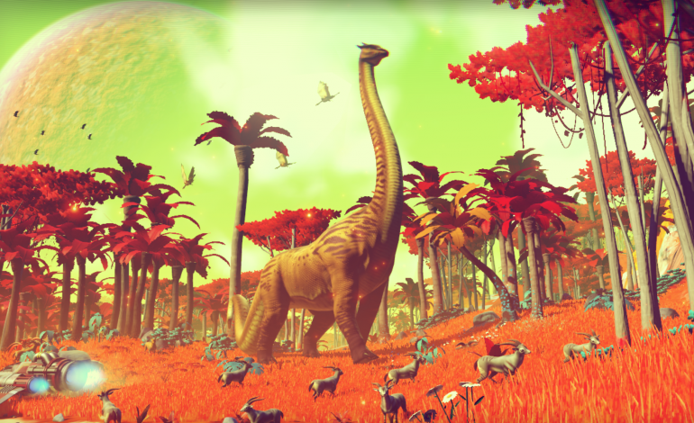 No Man's Sky to be Released on June 21