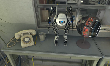 """Valve Announces """"The Lab,"""" a VR Experience Set in the World of Portal"""