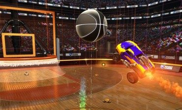 Rocket League Getting a Basketball Mode in April