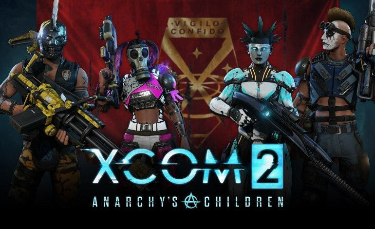 "XCOM 2 Releases Details For ""Anarchy's Children"" DLC"