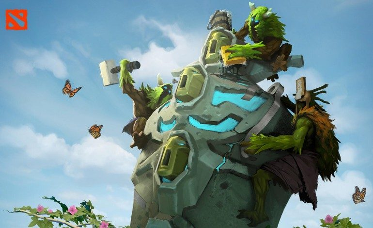 DOTA 2's Spring Cleaning Update Brings UI Refinements and Hotbar Customization