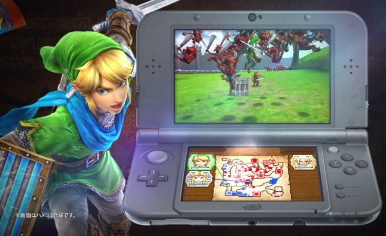 Hyrule Warriors Legend has Problems Running on Old 3DS Systems