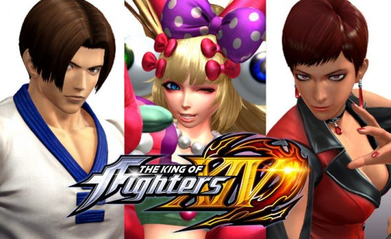 SNK Playmore Reveals Footage of Vice, Kim, and a Strange New Girl For King of Fighters 14