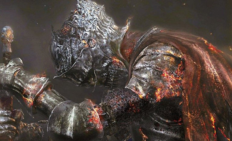 Dark Souls III Out For Xbox One In Japan