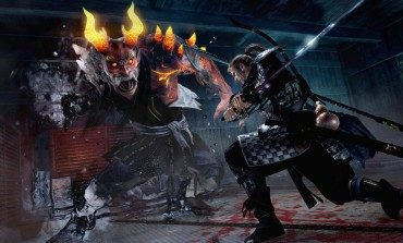 Team Ninja's Nioh Is A Mixture Of Dark Souls And Samurai Action