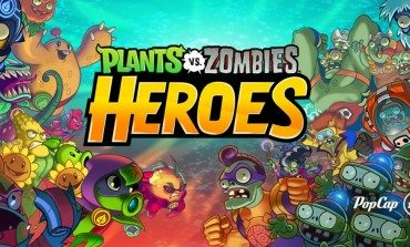 PopCap announces Plants vs. Zombies Heroes