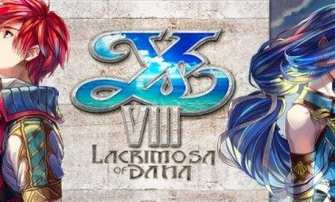 Nihon Falcom Reveals Details on Ys 7: Lacrimosa of Dana's Combat System