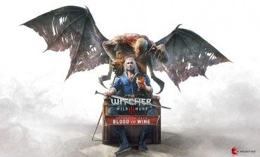 Witcher 3's Blood And Wine Cover Art Released