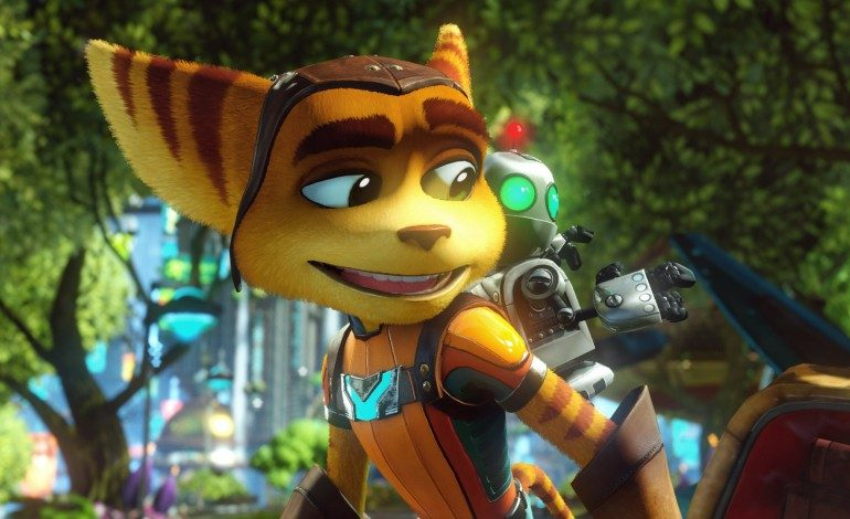 Ratchet And Clank For Playstation 4 Out Now With Great Reviews