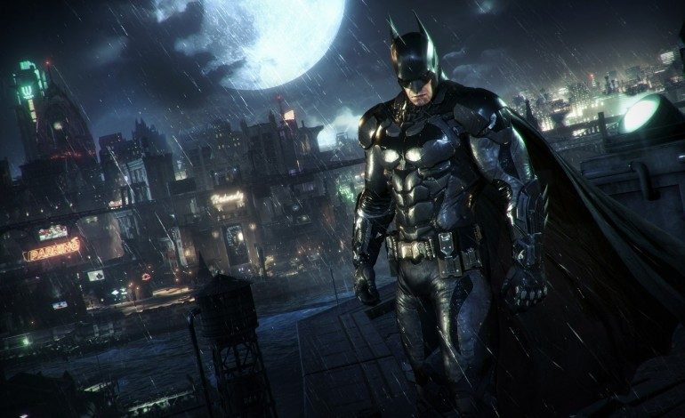 Batman Arkham Series HD Collection Announced