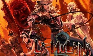 Nigoro Reveals Final Logo for La-Mulana 2
