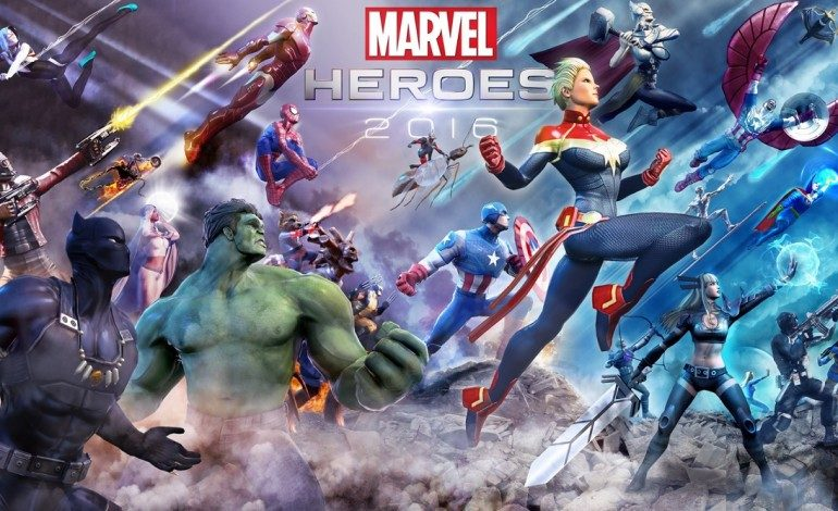 Avengers, Assemble: Marvel Heroes 2016 is Heading to Asian Regions This Summer