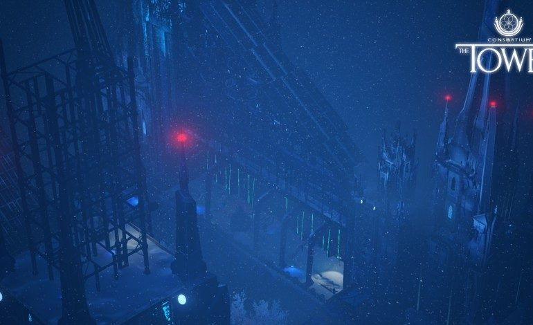 Crowdfunding Campaign for Consortium Sequel The Tower Reaches Funding Goal