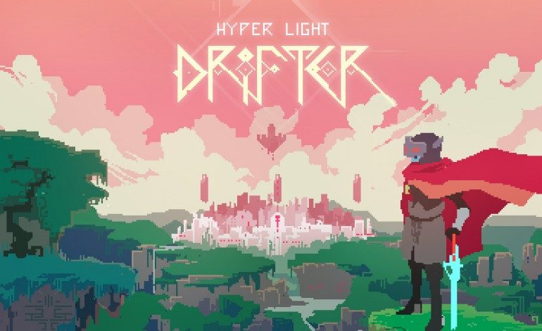 Hyper Light Drifter Out Now With Fair Reviews