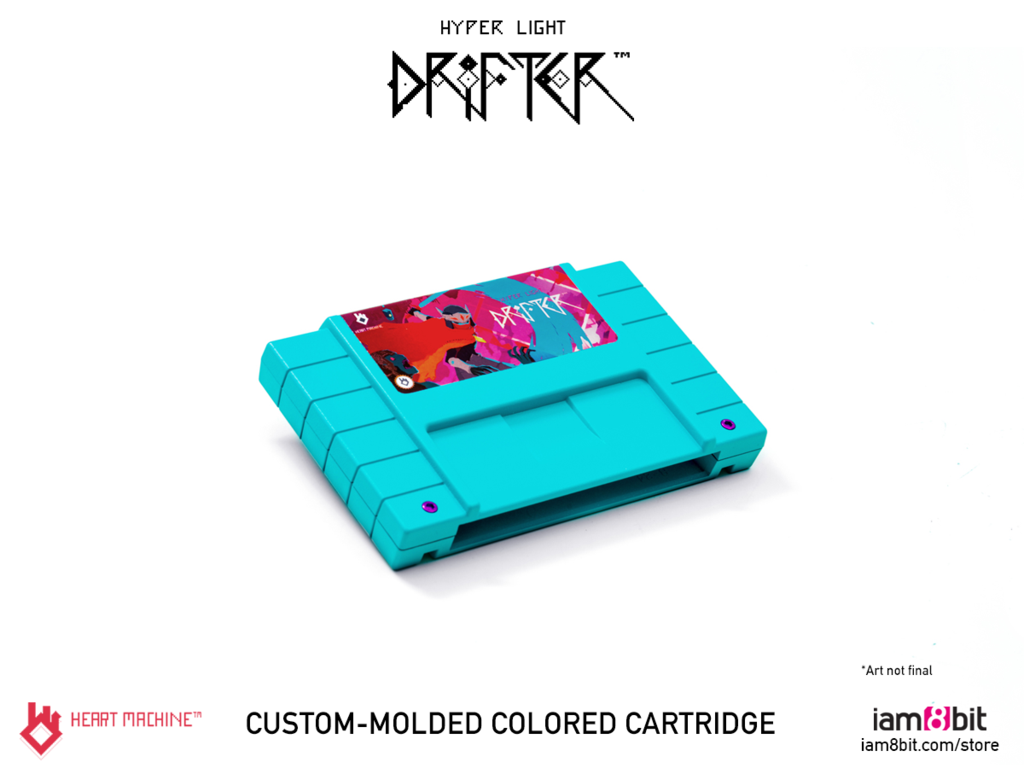 Hyper Light Drifter Is Getting A Swanky Special Edition With A Snes