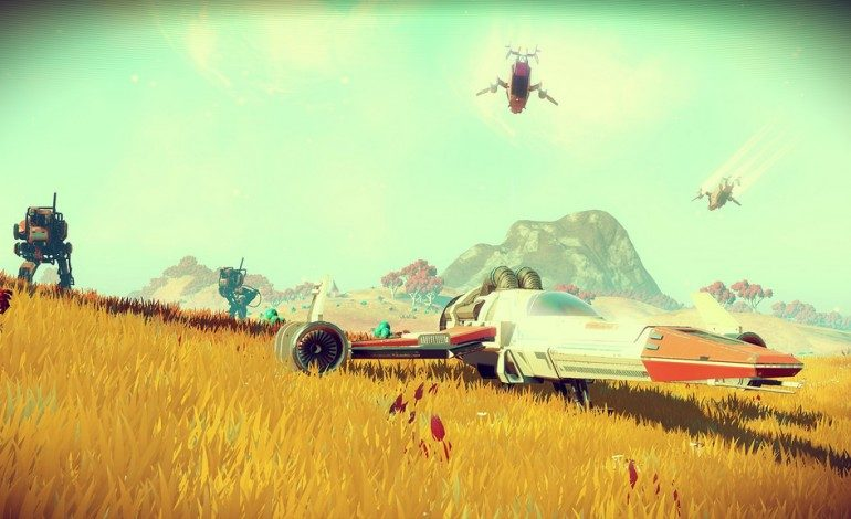 UPDATE: No Man Sky Delayed, Will Instead Come Out On August 9th