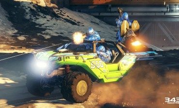 Halo 5 Hog Wild Free Expansion Pack Released Today