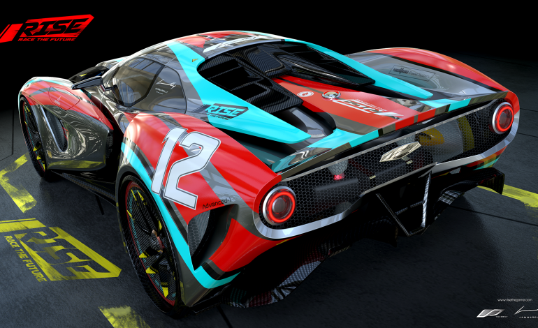 RISE: Race the Future Announced for NX