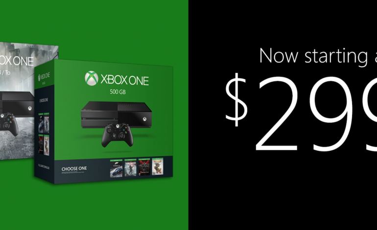Xbox One Drops Price By 50 Among Other Amazing Deals