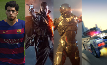 E.A. at E3 Lineup and Announcements